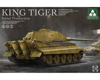WWII German King Tiger Initial 4in1 - Image 1