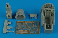 A-7E Corsair II cockpit set (early v.) Hobby boss - Image 1