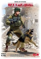 "IDF K-9 unit ""Oketz"""