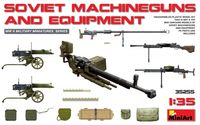 Soviet Machineguns & Equipment