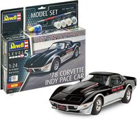 78 Corvette Indy Pace Car - Model Set