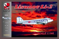 Lisunov Li-2 Laos Air Transport