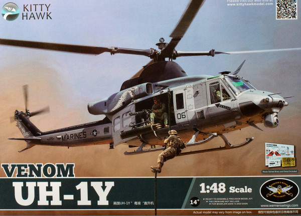UH-1Y Venom Kit First Look - Image 1
