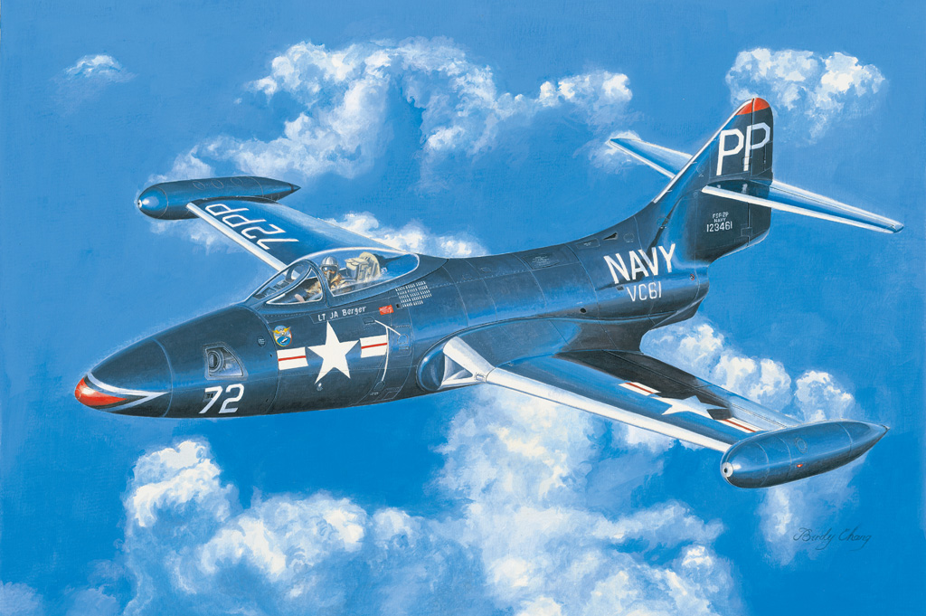 F9F-2P Panther - Image 1