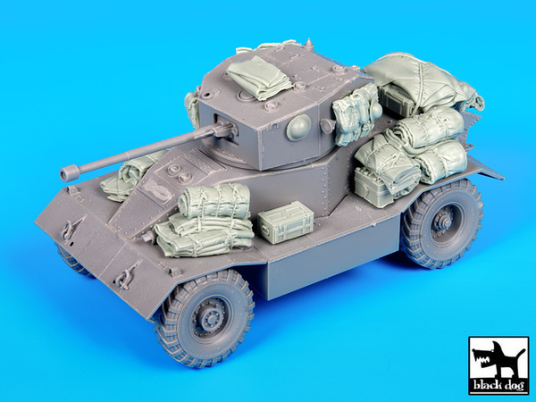 AEC Mk II armoured car accessories set for Mini Art - Image 1