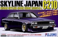 Nissan Skyline 4Door