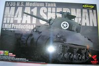 US Medium Tank M4A1 Sherman Mid. Production - Image 1
