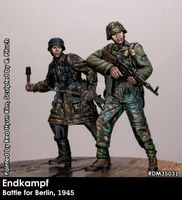 Endkampf, Berlin 1945 (two figures) - Image 1