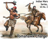 Indian Wars Series, kit No. 2. Tomahawk Charge