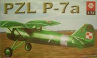 PZL P-7a Polish IIWW Fighter - Image 1