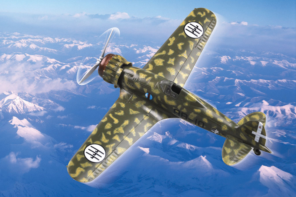 Italian MC.200 Saetta (Easy Assembly Authentic Kit) - Image 1