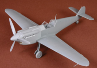 Hispano HA-1112 M1L conversion set (Spanish Bf-109 version)