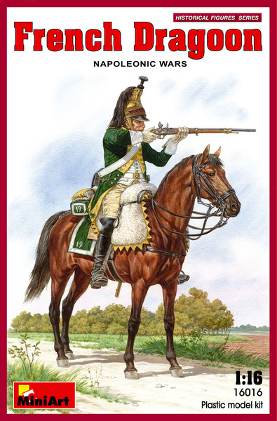 French Dragoon - Image 1