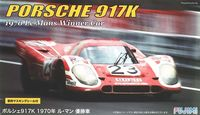 Porsche 917K 1970 Le Mans Winner Car