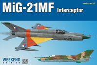 MiG-21MF Interceptor Weekend Edition - Image 1