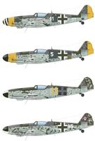 Bf 109G-10 WNF/Diana ProfiPACK - Image 1