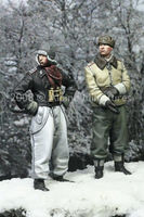 LAH Officers Kharkov Set #1 (2 figs) - Image 1
