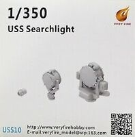 USS Searchlight (3 types, 12 sets)