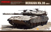 Israel Main Battle Tank MERKAVA Mk.3D Early Version - Image 1