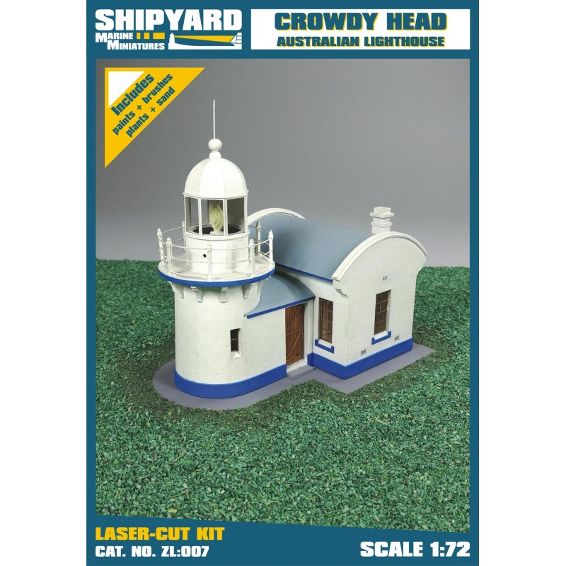 Lighthouse Crowdy Head skala 1:72 - Image 1