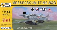Messerschmitt Me 262B Night Fighter - Image 1