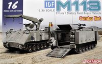 IDF M113 Fitters & Chatap Field Repair Vehicle (Combo Set)