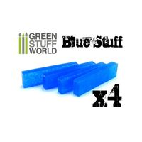 Blue Stuff Molds (4 bars)