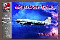 Lisunov Li-2 PLL LOT early