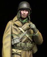 WW2 US Infantry Winter 44-45