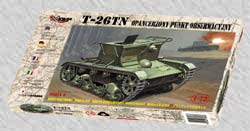 T-26TN Armoured observation post - Image 1