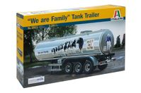 "CLASSIC TANK TRAILER ""We are family"" - Image 1"