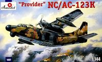 Fairchild NC/AC-123K Provider (Gunship version)