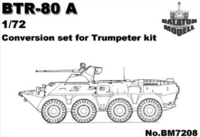 BTR-80 A conversion for Trumpeter