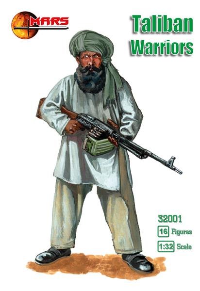 TALIBAN WARRIORS (16 figs) - Image 1
