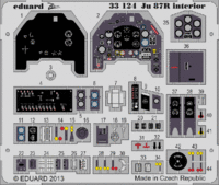 Ju 87R interior S.A.  1/32 TRUMPETER - Image 1