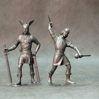 Barbarians, set of two figures #2