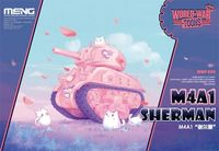 World-War Toons M4A1 Sherman