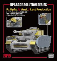 Upgrade Solution for Pz.Kpfw.IV Ausf. J Last Production