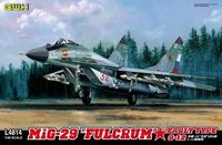 MIG-29 9-12 Fulcrum Early Type