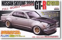 Nissan Skyline 2000 GT-R KPGC10 Full-Works Version