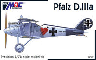 German IWW fighter Pfalz D.III