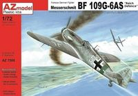 "Bf 109G-6 AS ""Reich Defence"" - Image 1"