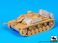 Stug III accessories set for Revell - Image 1