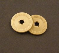 Spare Wheels for Pz38/Marder/Hetzer - Image 1