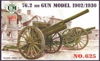 Russian 76,2mm gun, model 1902/1930