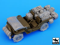 US Jeep big accessories set for Tamiya - Image 1