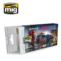 A.MIG 7153 Space Legions Color Set
