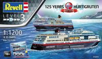 125 Years Hurtigruten 1893-2018