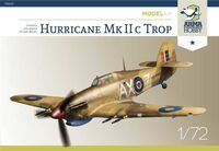 Hurricane Mk IIc Trop Model Kit