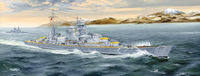 German Heavy Cruiser Blucher - Image 1